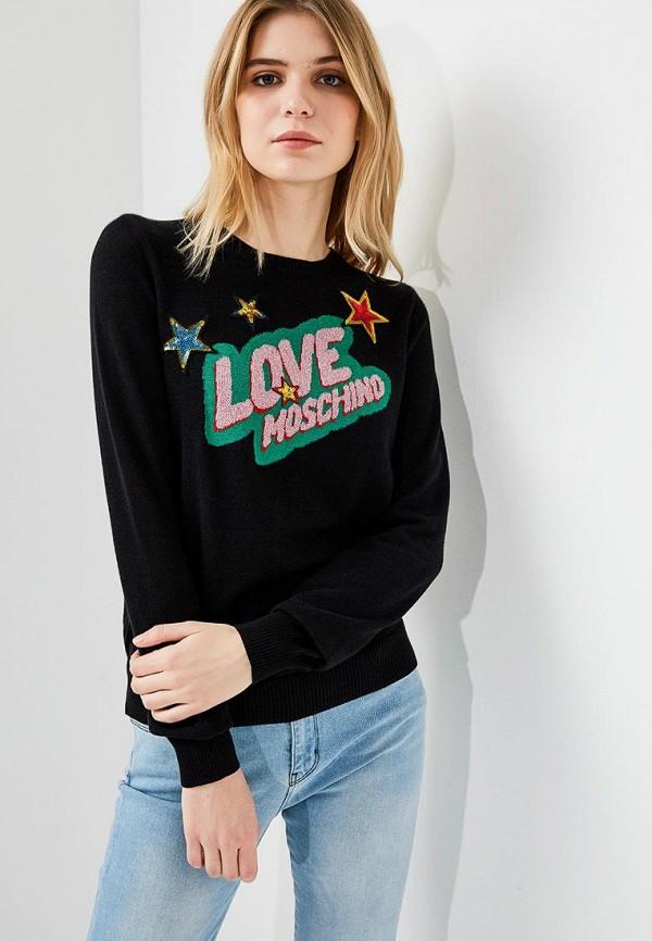 Джемпер Love Moschino Love Moschino LO416EWYPT05
