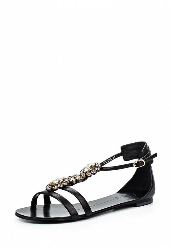 Женские сандалии Lola Cruz 372Z10BK-A-V15