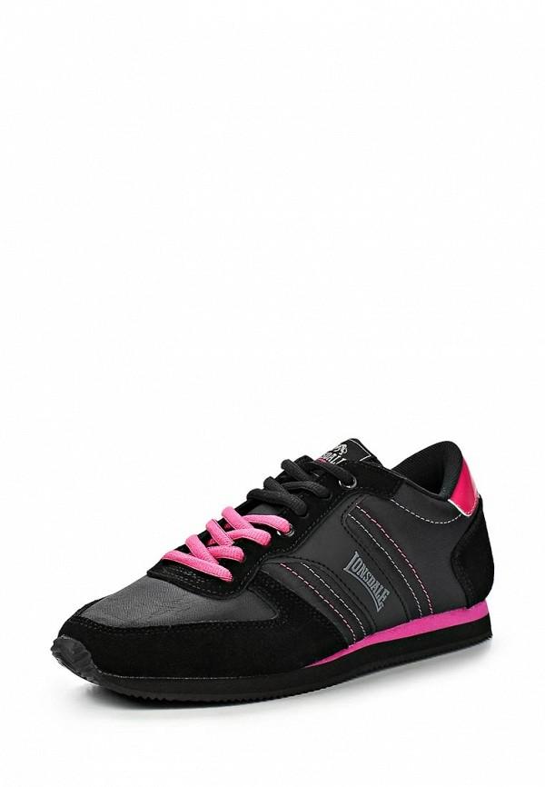 Женские кроссовки Lonsdale LLA401BK