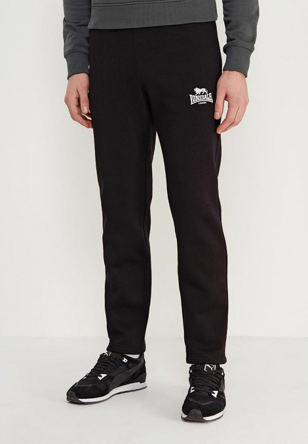 Брюки спортивные Lonsdale Lonsdale LO789EMACPC0 lo широкие брюки в клетку lo