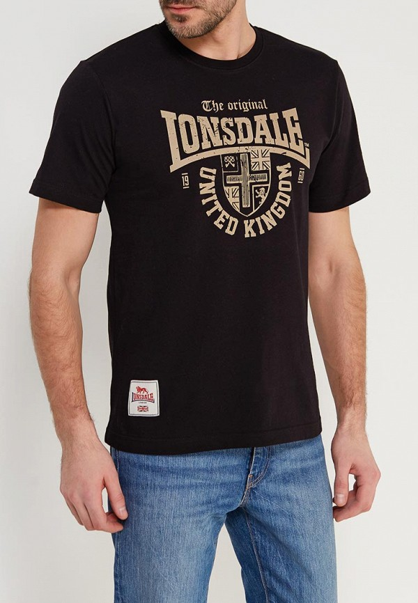 Футболка Lonsdale Lonsdale LO789EMACPD8 футболка lonsdale lonsdale lo789emuic60