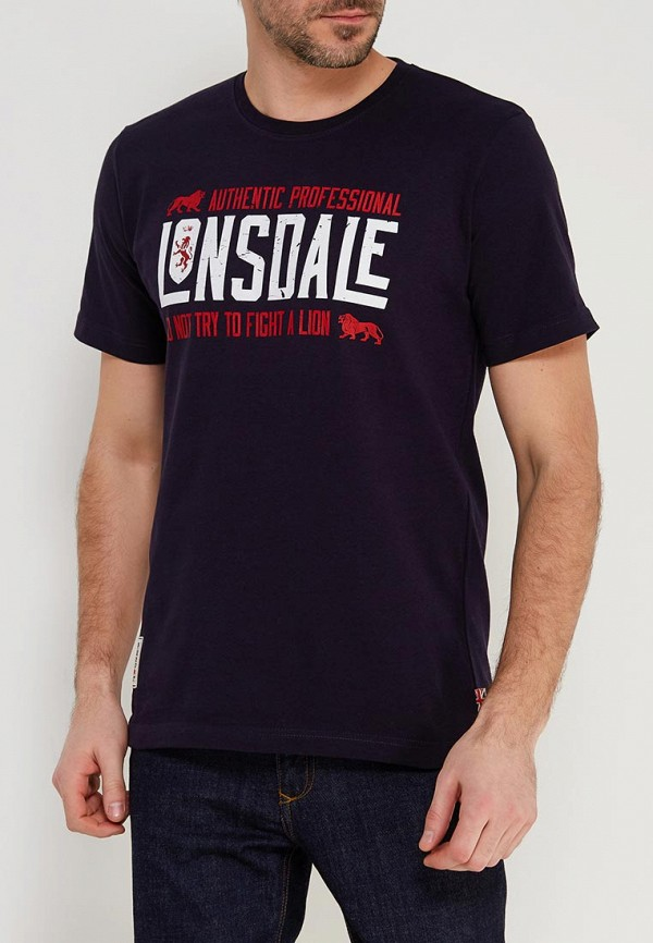 Футболка Lonsdale Lonsdale LO789EMACPE3 футболка lonsdale lonsdale lo789emuic60