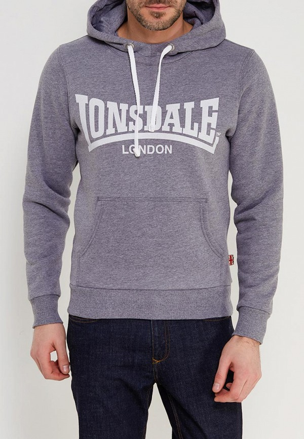 Худи Lonsdale Lonsdale LO789EMACPE8 шорты джинсовые lonsdale lonsdale lo789emcdg82