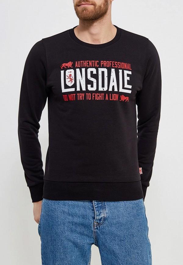 Свитшот Lonsdale Lonsdale LO789EMAPKA4 свитшот lonsdale lonsdale lo789emnfx29