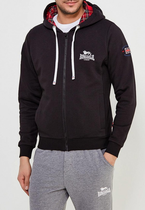 Толстовка Lonsdale Lonsdale LO789EMAPKB0 каталог lonsdale