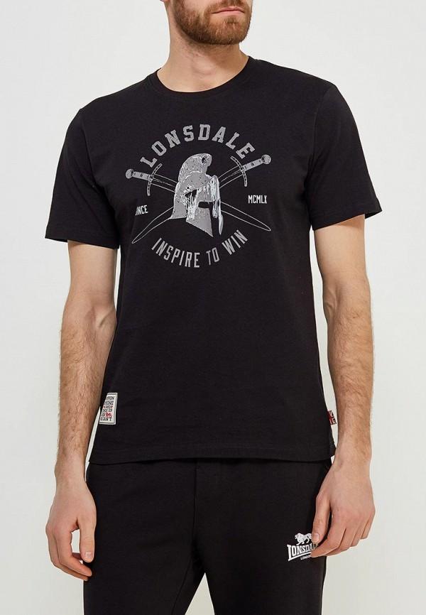 Футболка Lonsdale Lonsdale LO789EMAPKC3 футболка lonsdale lonsdale lo789emuic60