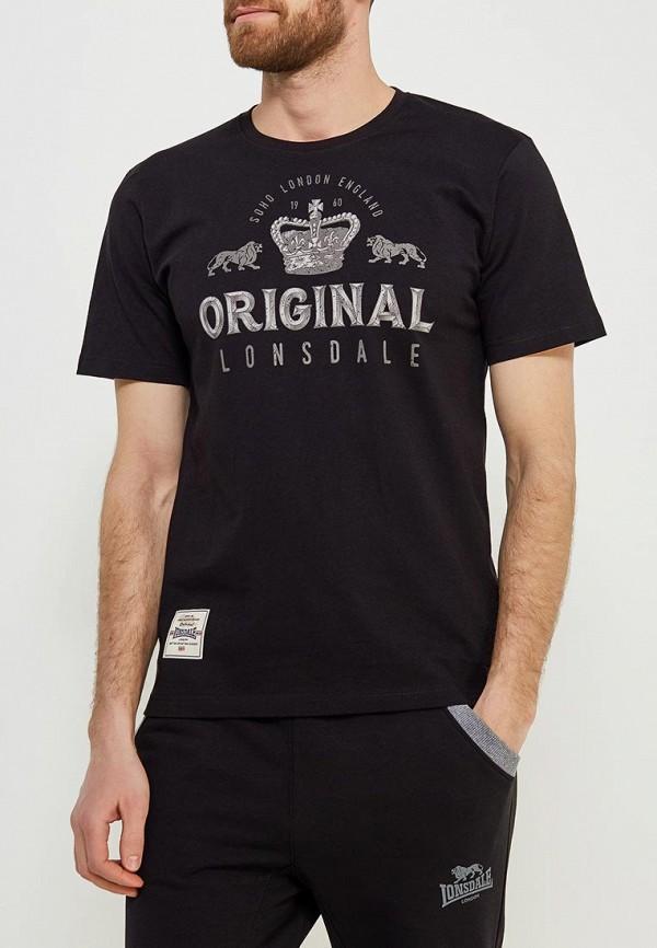 Футболка Lonsdale Lonsdale LO789EMAPKC6 футболка lonsdale lonsdale lo789emuic60