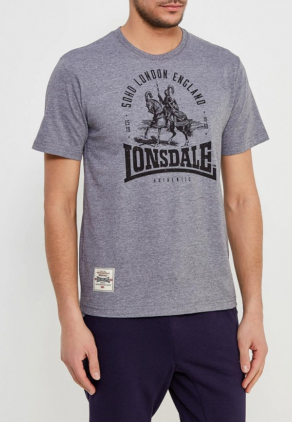 Футболка Lonsdale Lonsdale LO789EMAPKC9 футболка lonsdale lonsdale lo789emuic60