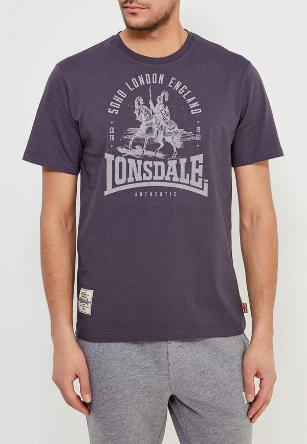Футболка Lonsdale Lonsdale LO789EMAPKD0 футболка lonsdale lonsdale lo789emuic60