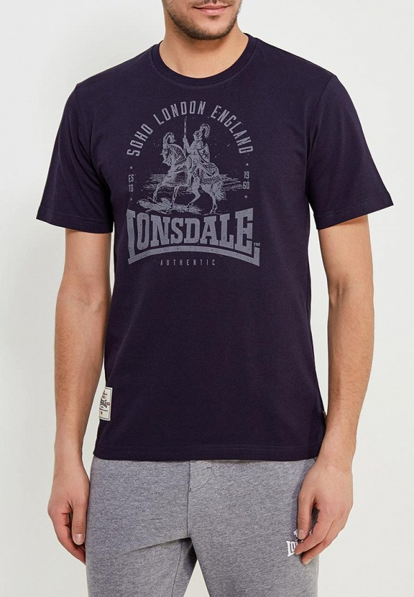 Футболка Lonsdale Lonsdale LO789EMAPKD1 каталог lonsdale