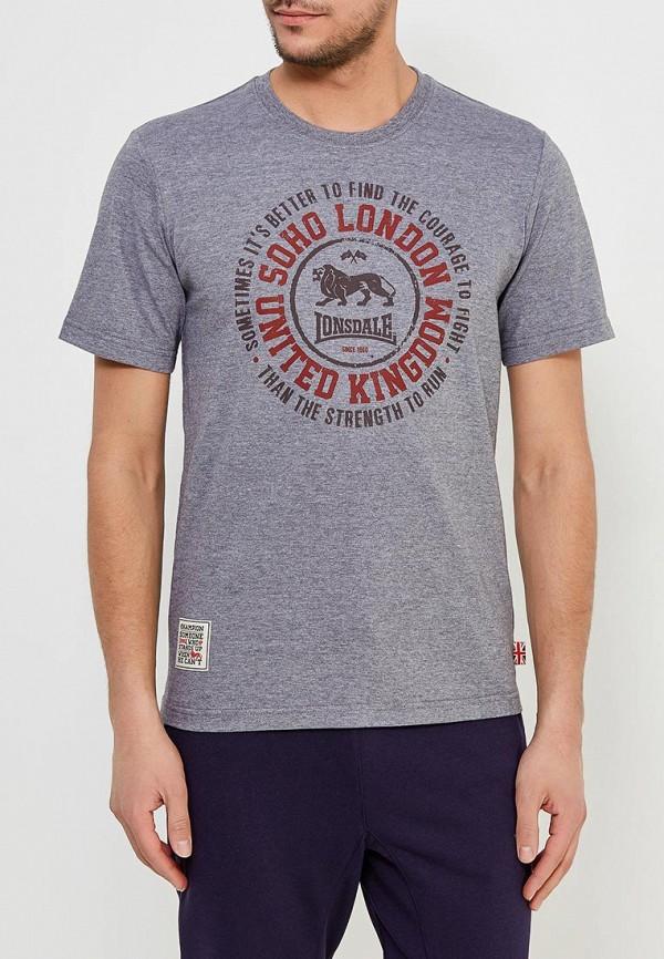 Футболка Lonsdale Lonsdale LO789EMAPKD3 футболка lonsdale lonsdale lo789emarb48