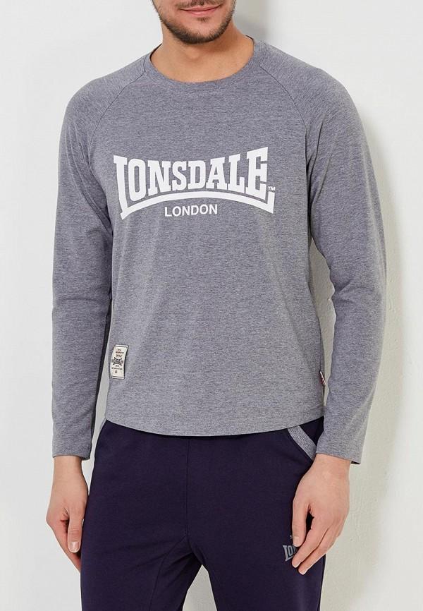Лонгслив Lonsdale Lonsdale LO789EMAPKE0 шорты джинсовые lonsdale lonsdale lo789emcdg82