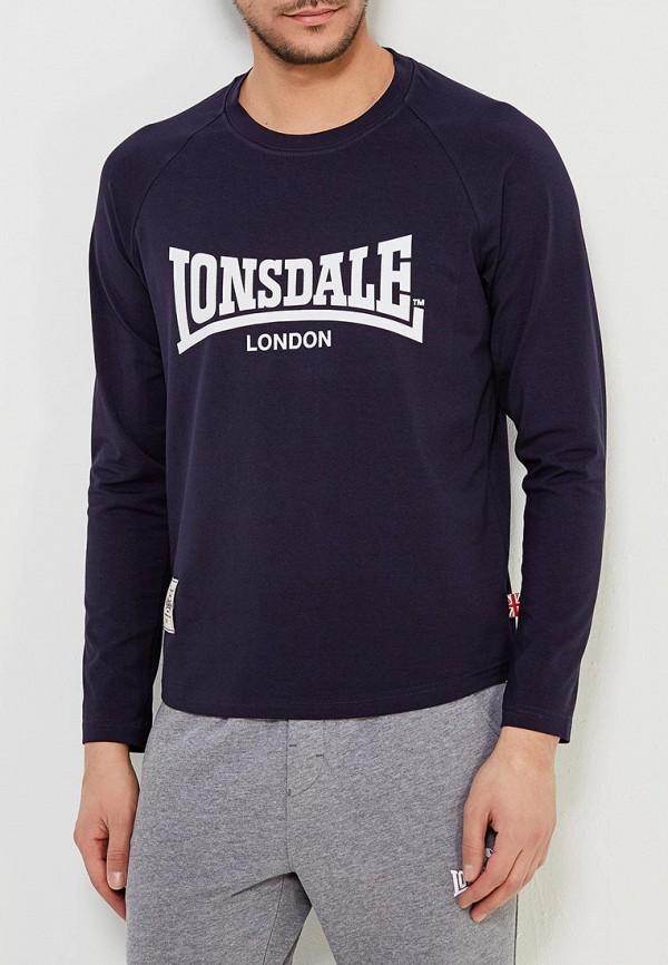 Лонгслив Lonsdale Lonsdale LO789EMAPKE1 шорты джинсовые lonsdale lonsdale lo789emcdg82