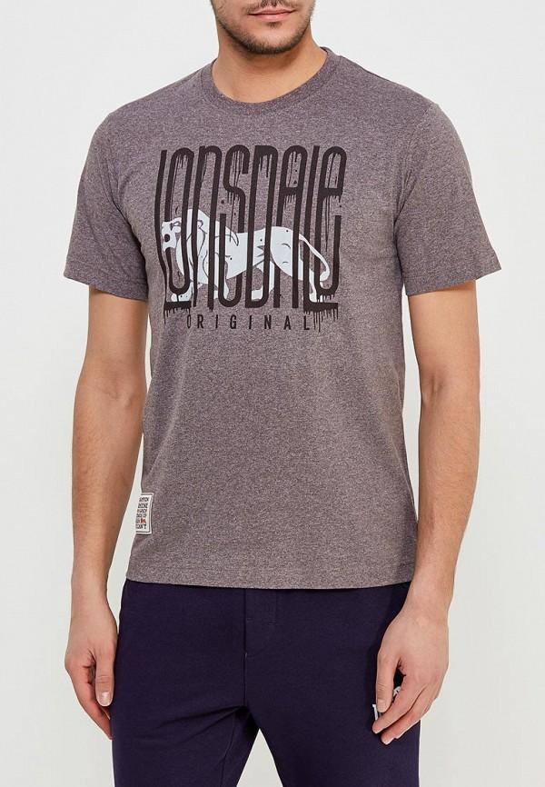 Футболка Lonsdale Lonsdale LO789EMAPKE9 футболка lonsdale lonsdale lo789emarb48