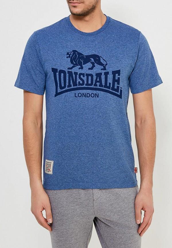 Купить Футболка Lonsdale, LO789EMAPKF4, синий, Весна-лето 2018
