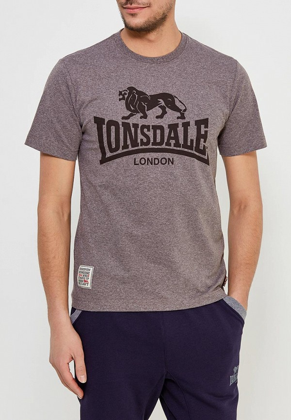 Футболка Lonsdale Lonsdale LO789EMAPKF5 футболка lonsdale lonsdale lo789emuic60