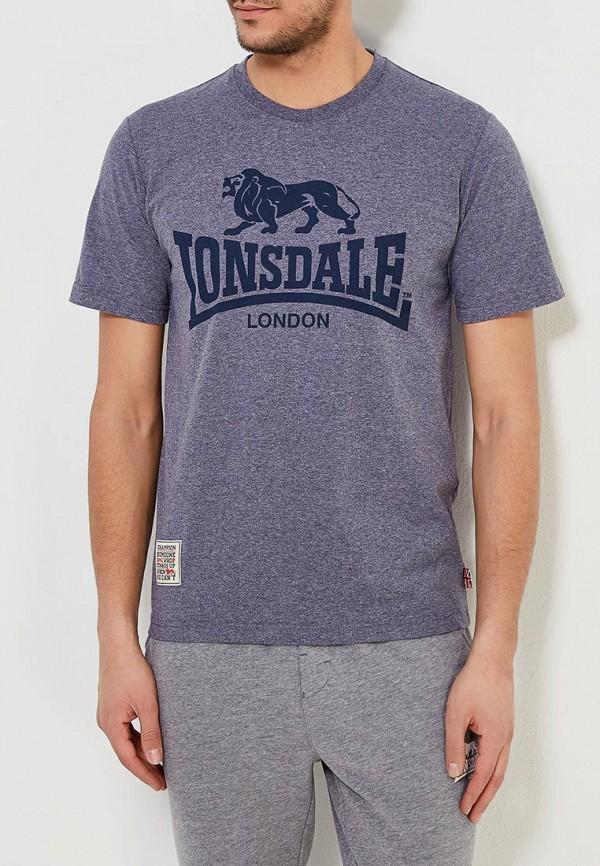 Футболка Lonsdale Lonsdale LO789EMAPKF6 шорты джинсовые lonsdale lonsdale lo789emcdg82