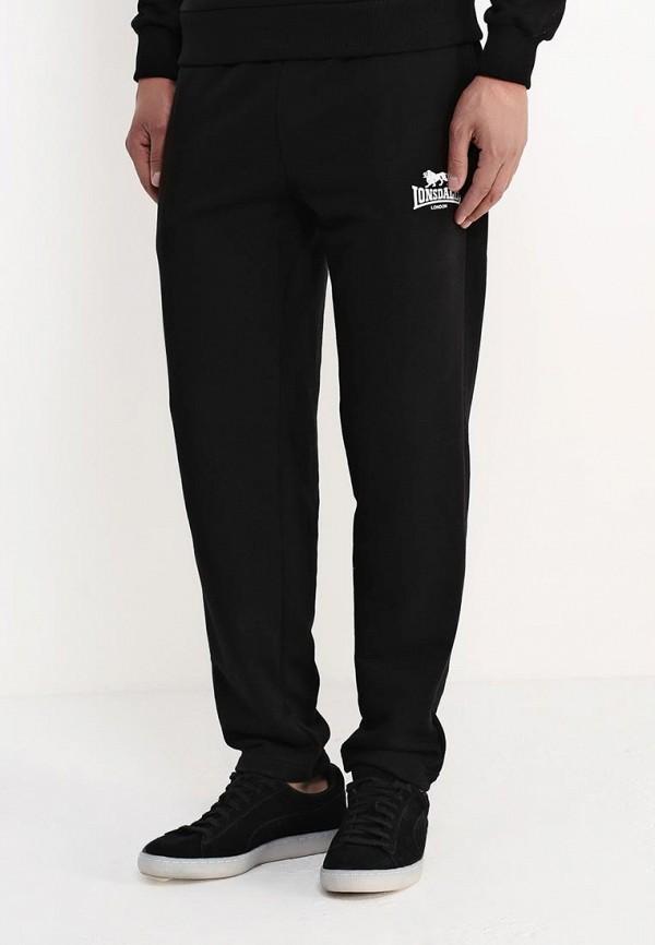 Брюки спортивные Lonsdale Lonsdale LO789EMARB36 lo брюки со съемным поясом lo