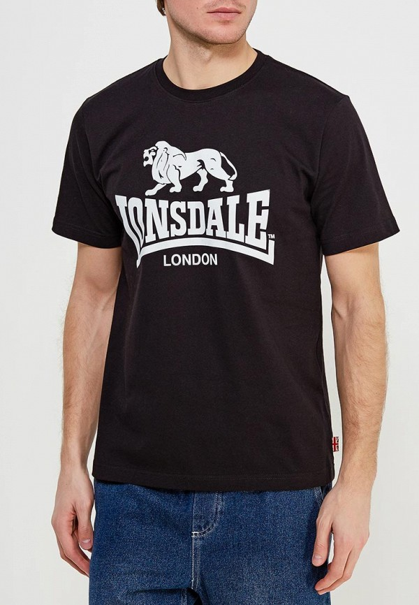 Футболка Lonsdale Lonsdale LO789EMARB43 lonsdale lonsdale lo789gudgh81