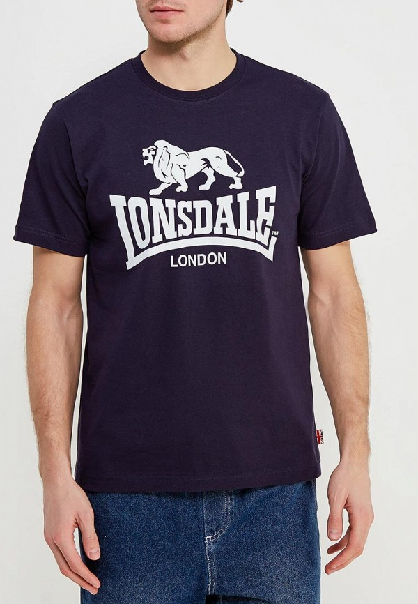 Футболка Lonsdale Lonsdale LO789EMARB44 lonsdale lonsdale lo789gudgh81