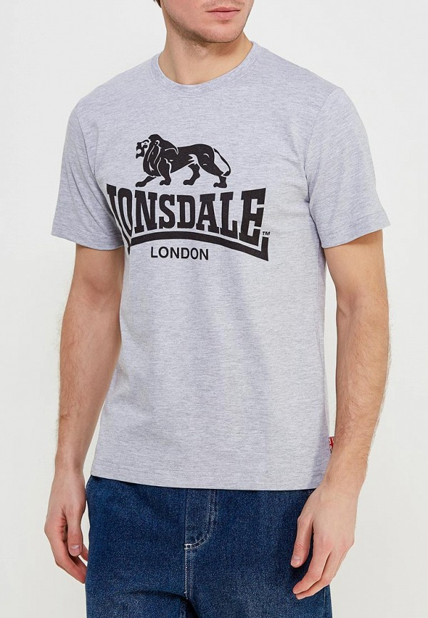 Футболка Lonsdale Lonsdale LO789EMARB45 футболка lonsdale lonsdale lo789emuic60