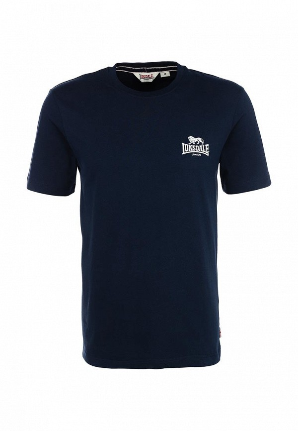 Футболка Lonsdale Lonsdale LO789EMARB48 футболка lonsdale lonsdale lo789emuic60