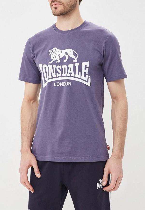 Футболка Lonsdale Lonsdale LO789EMBIQW1 шорты джинсовые lonsdale lonsdale lo789emcdg82