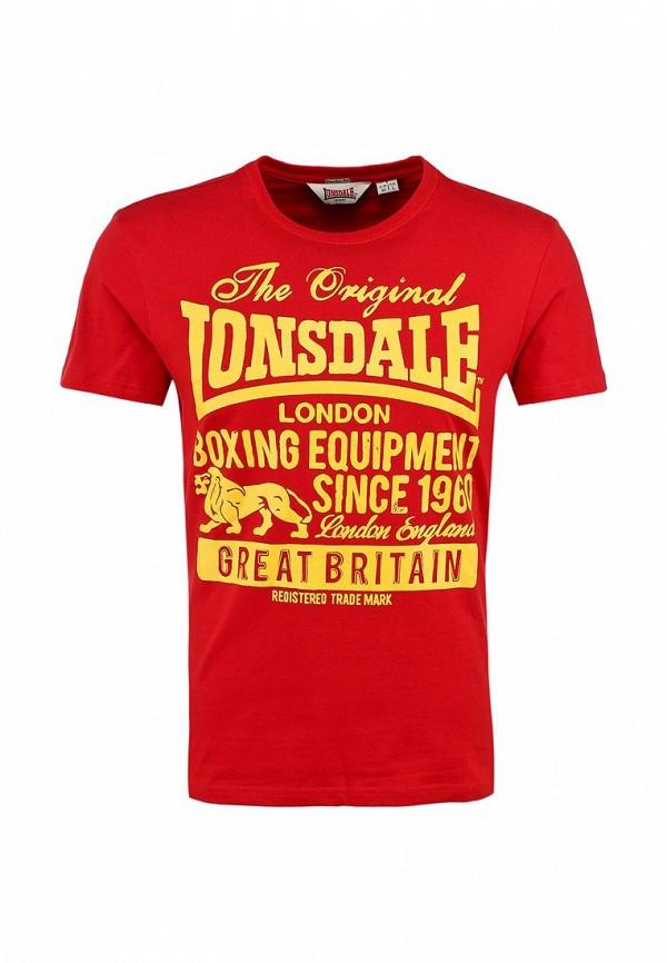 Футболка Lonsdale Lonsdale LO789EMBMT86 футболка lonsdale lonsdale lo789emuic60