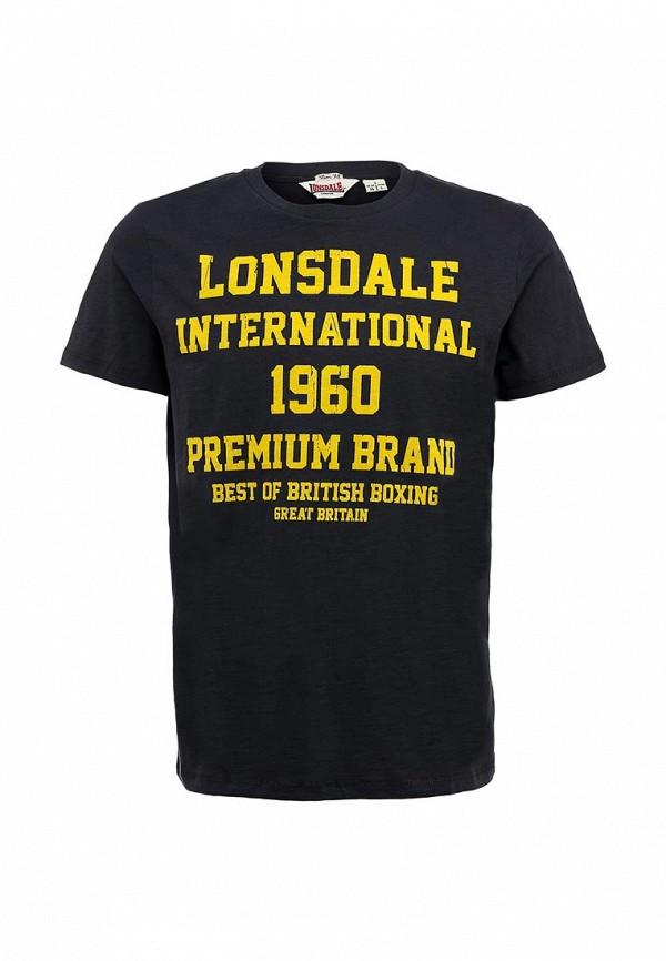 Футболка с надписями Lonsdale 114649