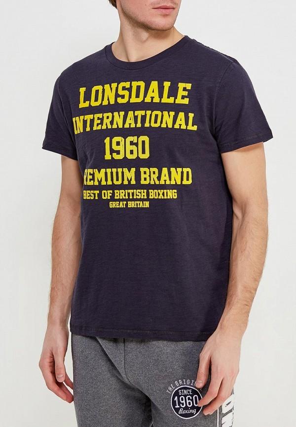 Футболка Lonsdale Lonsdale LO789EMCSC25 футболка lonsdale lonsdale lo789emuic60