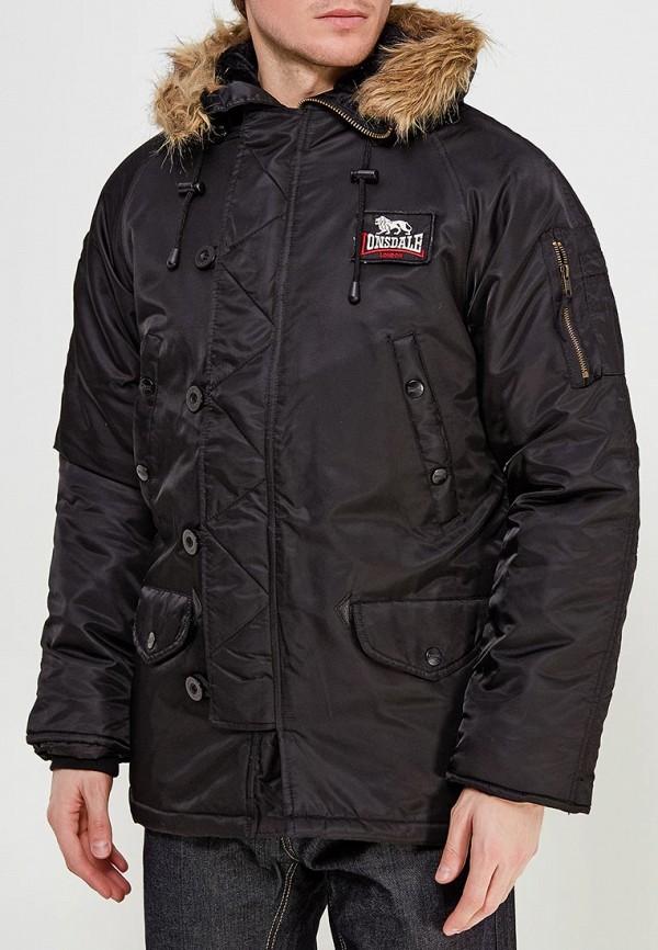 Фото Куртка утепленная Lonsdale. Купить с доставкой