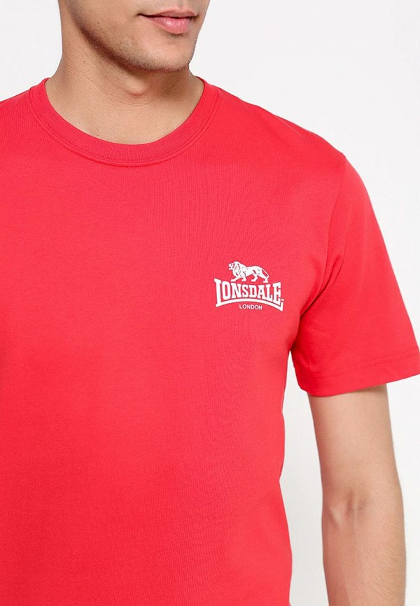 Футболка Lonsdale Lonsdale LO789EMFJO96 футболка lonsdale lonsdale lo789emuic60