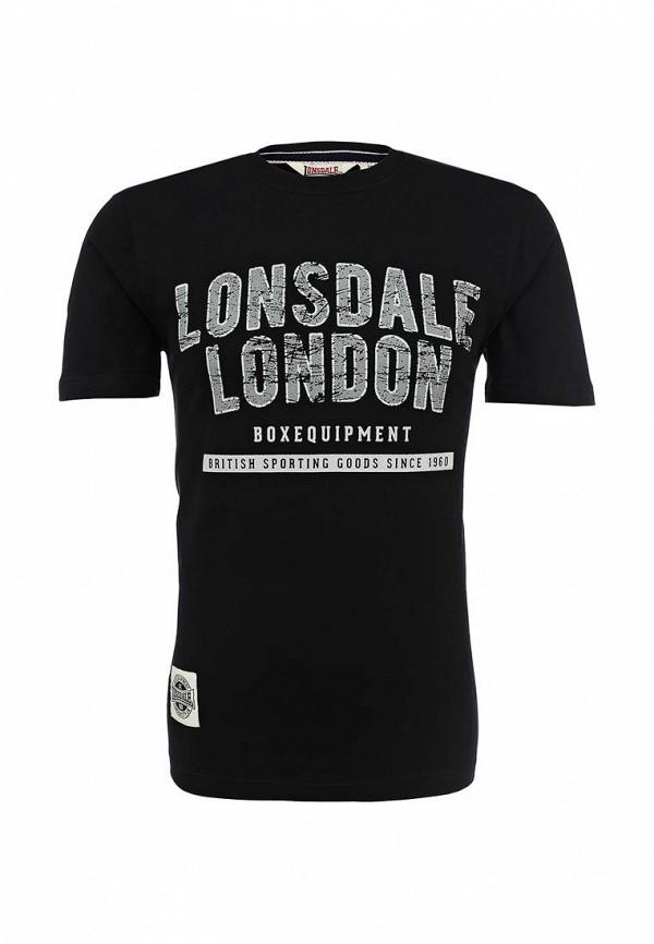 Футболка с надписями Lonsdale MTS006