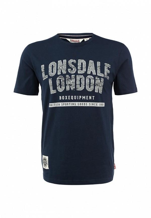 Футболка с коротким рукавом Lonsdale MTS006