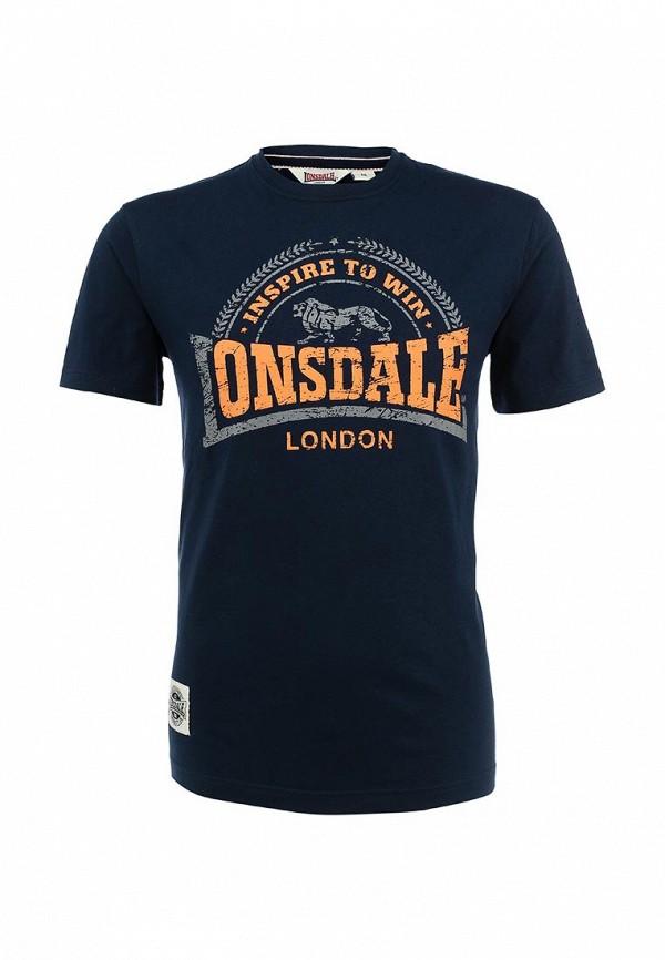 Футболка с надписями Lonsdale MTS018