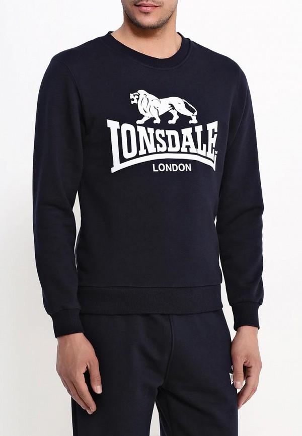 Свитшот Lonsdale Lonsdale LO789EMIWL39 свитшот lonsdale lonsdale lo789emnfx36