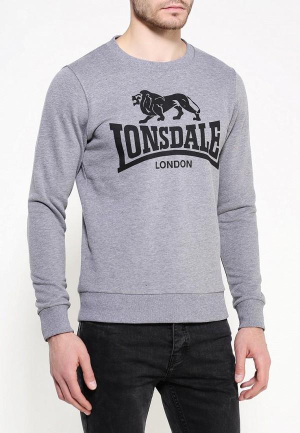 Свитшот Lonsdale Lonsdale LO789EMNFX26 свитшот lonsdale lonsdale lo789emnfx36