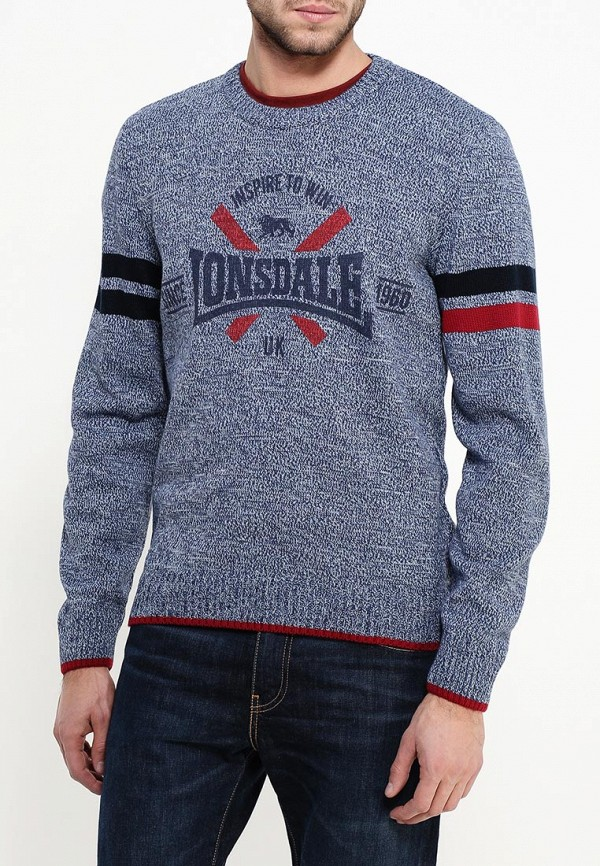Джемпер Lonsdale Lonsdale LO789EMNFX37 кеды lonsdale lonsdale lo789amsbt85
