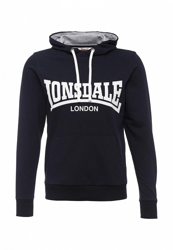 Худи Lonsdale Lonsdale LO789EMPFT58 каталог lonsdale