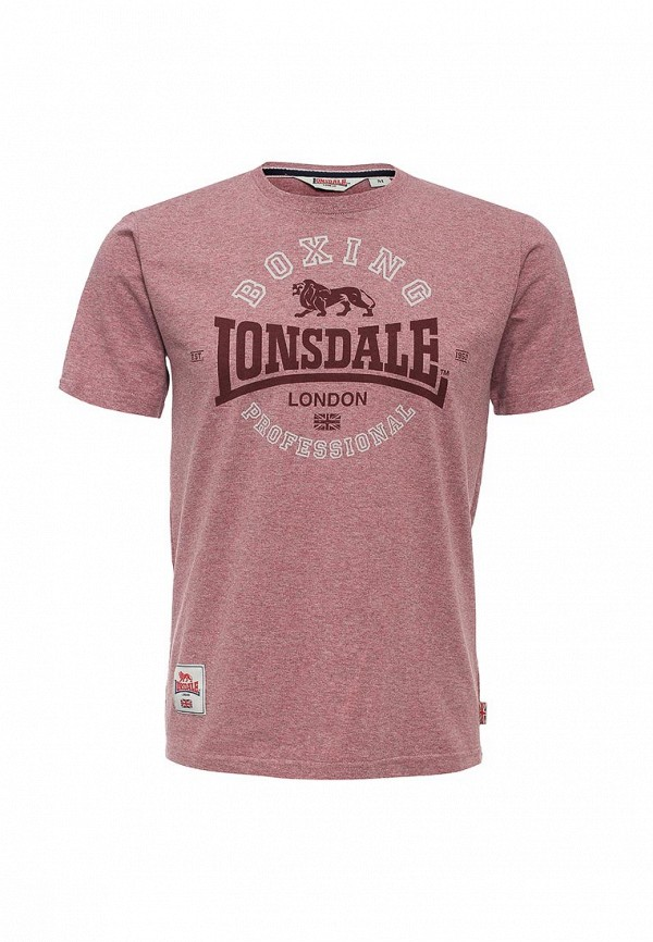 Футболка Lonsdale Lonsdale LO789EMPFT67 lonsdale msg001