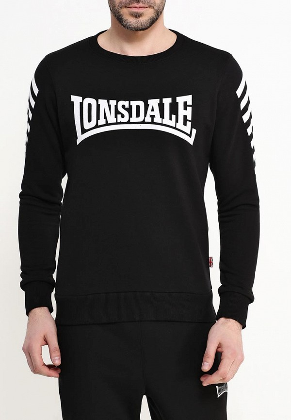 Свитшот Lonsdale Lonsdale LO789EMSBT41 свитшот lonsdale lonsdale lo789emsbt36