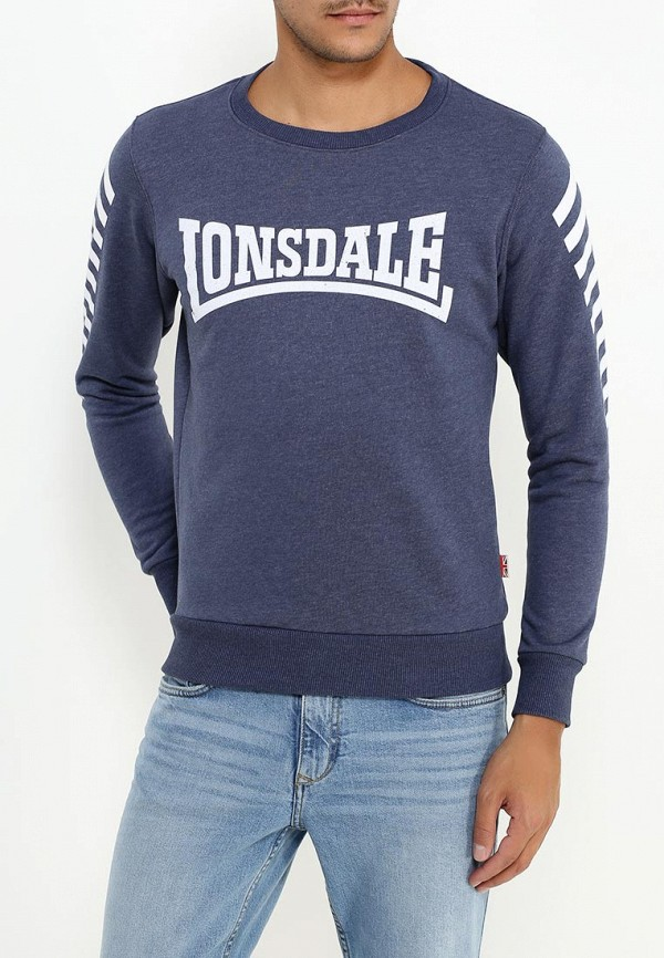 Свитшот Lonsdale Lonsdale LO789EMSBT43 свитшот lonsdale lonsdale lo789emsbt36