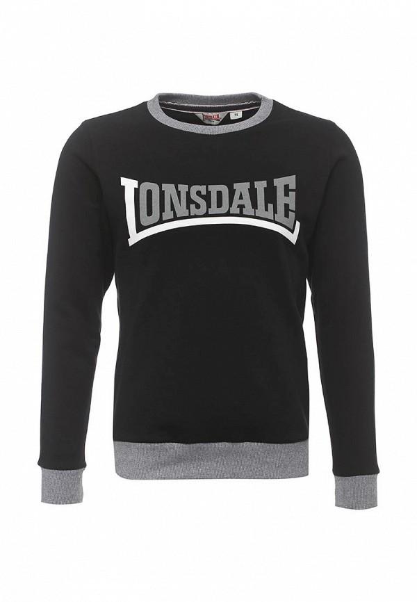 Свитшот Lonsdale Lonsdale LO789EMSBT44 lonsdale lonsdale lo789ewggk59