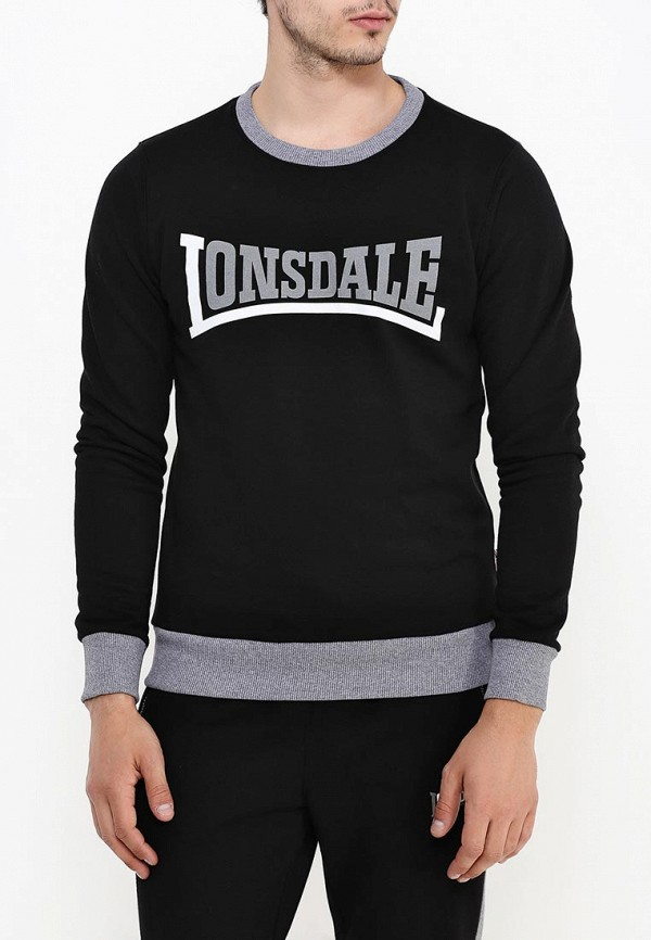 Свитшот Lonsdale Lonsdale LO789EMSBT44 свитшот lonsdale lonsdale lo789emnfx36