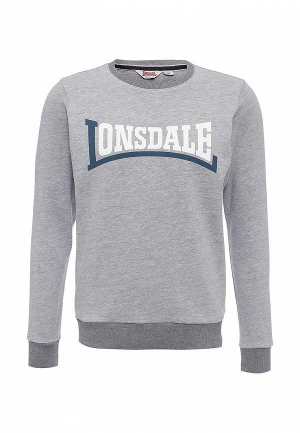 Свитшот Lonsdale Lonsdale LO789EMSBT45 lonsdale lonsdale lo789ewggk59