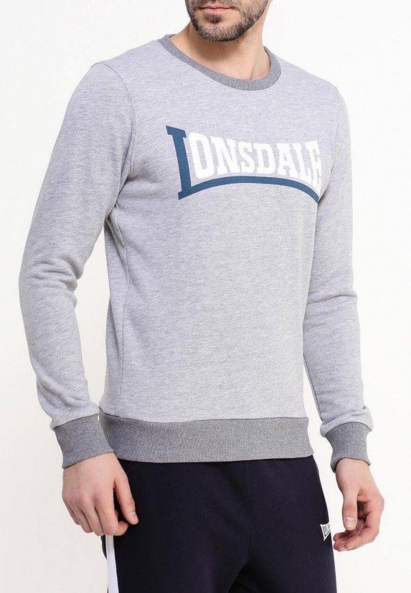 Свитшот Lonsdale Lonsdale LO789EMSBT45 свитшот lonsdale lonsdale lo789emacpd1