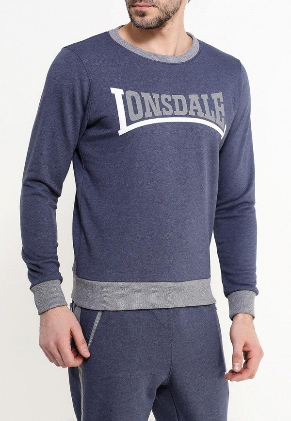 Свитшот Lonsdale Lonsdale LO789EMSBT46 свитшот lonsdale lonsdale lo789emsbt36