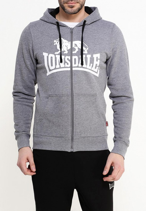 Толстовка Lonsdale Lonsdale LO789EMSBT47 толстовка lonsdale lonsdale lo789emarb23