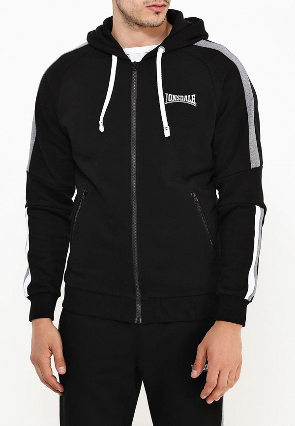 Толстовка Lonsdale Lonsdale LO789EMSBT51 толстовка lonsdale lonsdale lo789emarb23