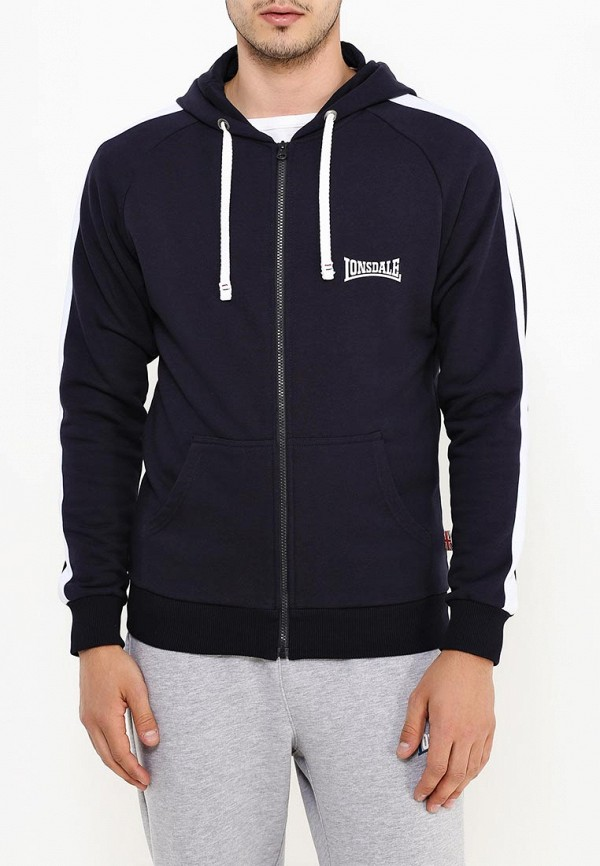 Толстовка Lonsdale Lonsdale LO789EMSBT56 толстовка lonsdale lonsdale lo789emarb23